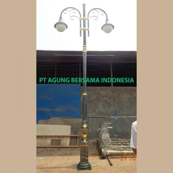 Tiang Lampu PJU Dekoratif
