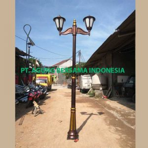Supplier Tiang Lampu Minimalis