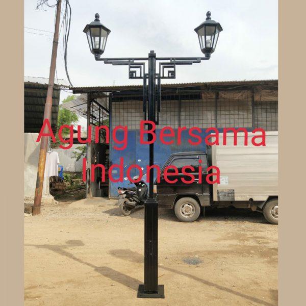 tiang lampu antik murah