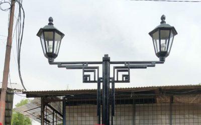 Distributor Tiang Lampu Jalan
