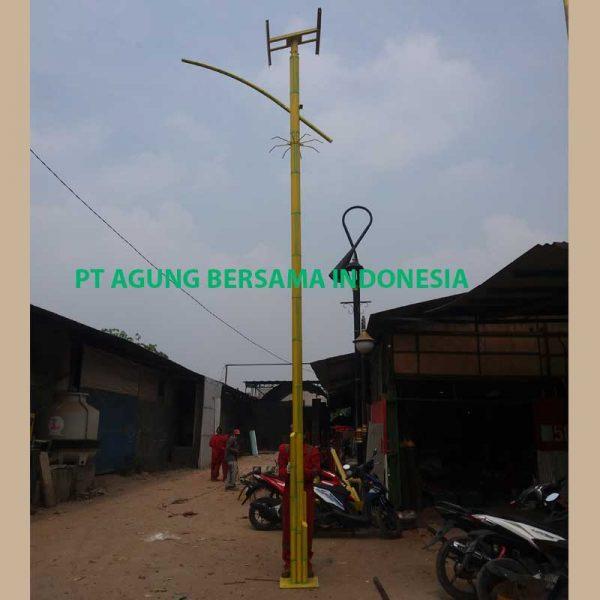Harga Tiang Lampu Jalan 9 meter