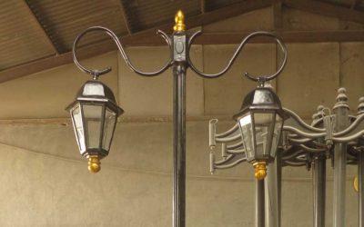 Instalasi Pemasangan Lampu Jalan