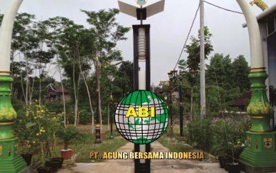Jual Tiang Lampu Jalan Tangerang