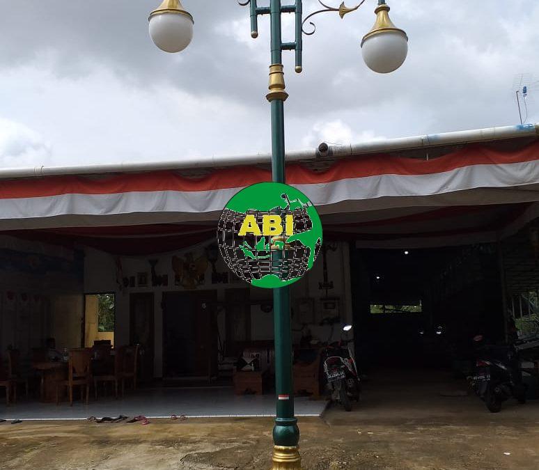 Jual Tiang Lampu Jalan Semarang