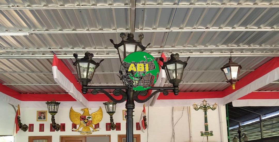 Manfaat Tiang Lampu di Pedesaan